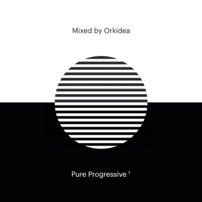 Pure Progressive 1 mixed by Orkidea
