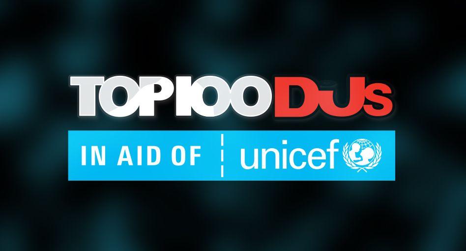 Top 100 DJs Website Image Logo 2019