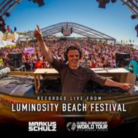 Global DJ Broadcast: World Tour - In Search of Sunrise at Luminosity Beach Festival (06.08.2020) with Markus Schulz