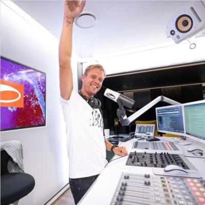 A State Of Trance 981 (10.09.2020) with Armin van Buuren, Ruben de Ronde & Fisherman
