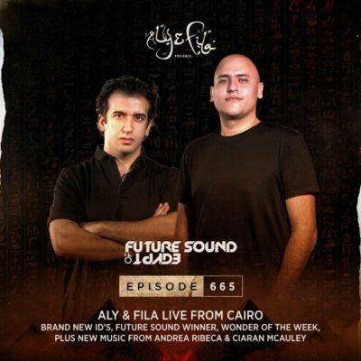 Future Sound of Egypt 665 (03.09.2020) with Aly & Fila