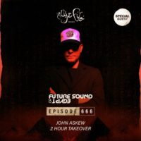 Future Sound of Egypt 666 (09.09.2020) with John Askew