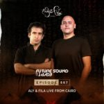 Future Sound of Egypt 667 (16.09.2020) with Aly & Fila