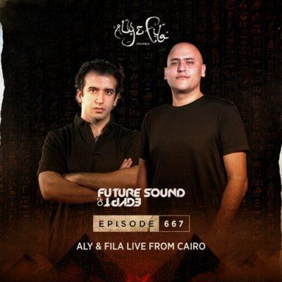 Future Sound of Egypt 667 (16.09.2020) with Aly & Fila