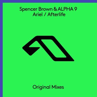 Spencer Brown & ALPHA 9 - Ariel