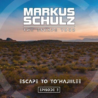 Global DJ Broadcast: Escape to To'hajiilee (15.10.2020) with Markus Schulz