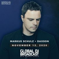 Global DJ Broadcast (12.11.2020) with Markus Schulz & Daxson