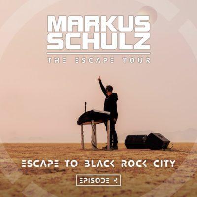 Global DJ Broadcast: Escape to Black Rock City (19.11.2020) with Markus Schulz