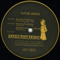 Future Breeze - Keep The Fire Burnin'