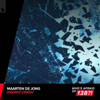 Maarten de Jong - Energy Crash