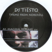 Tiësto - Theme From Norefjell