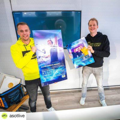 A State Of Trance 1000 (21.01.2021) with Armin van Buuren & Ruben de Ronde