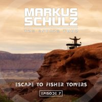 Global DJ Broadcast: Escape to Fisher Towers (21.01.2021) with Markus Schulz