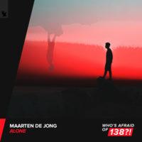 Maarten de Jong - Alone