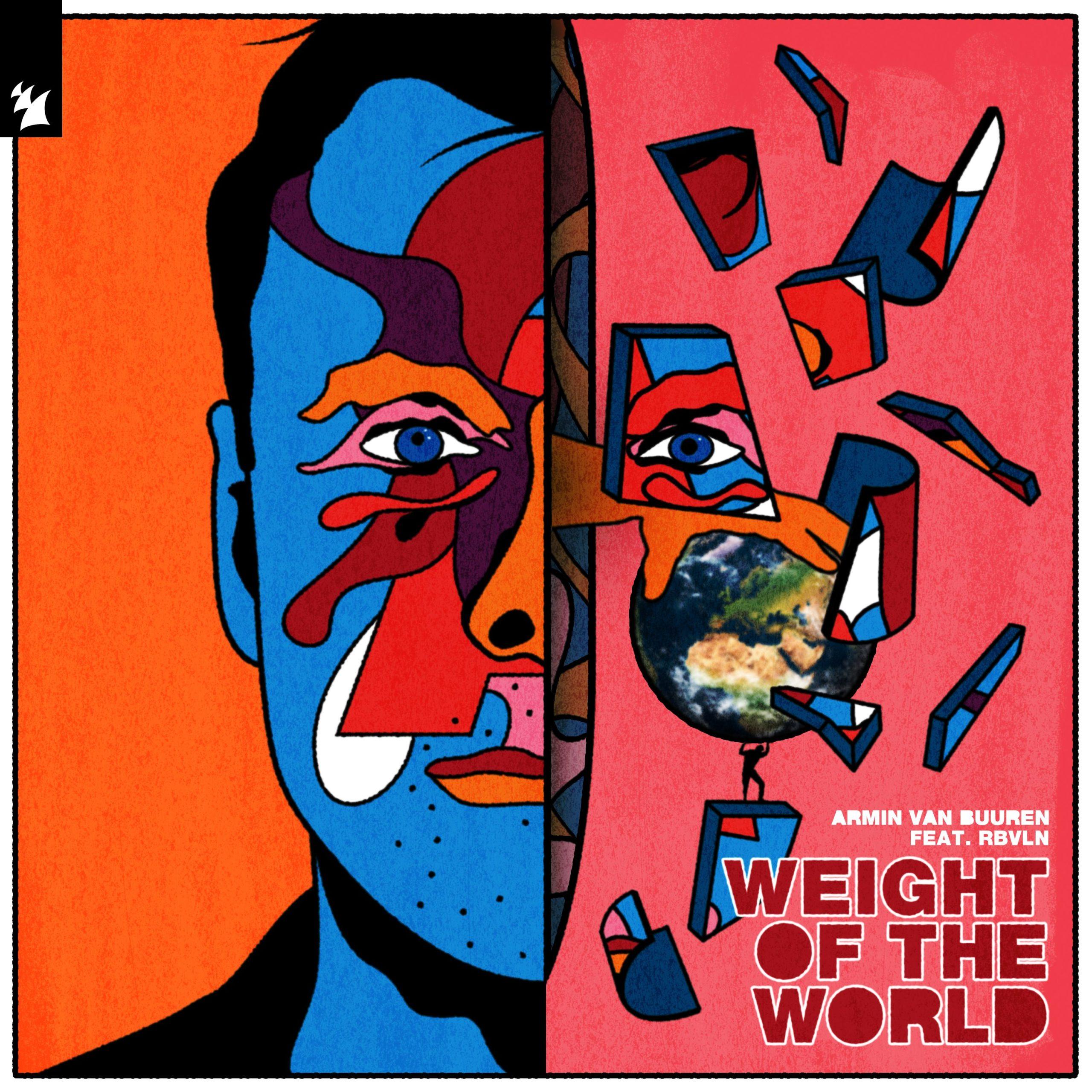 Armin van Buuren feat. RBVLN – Weight Of The World