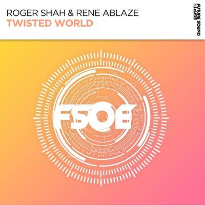 Roger Shah & Rene Ablaze - Twisted World