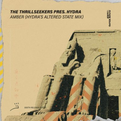The Thrillseekers Pres. Hydra - Amber (Hydra's Altered State Mix)