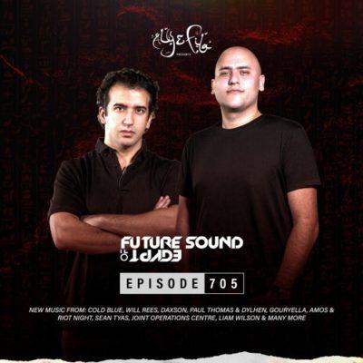 Future Sound of Egypt 705 (09.06.2021) with Aly & Fila