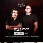 Future Sound of Egypt 706 (16.06.2021) with Aly & Fila