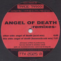 Angel of Death - Angel of Death (Hennes & Cold Remix)