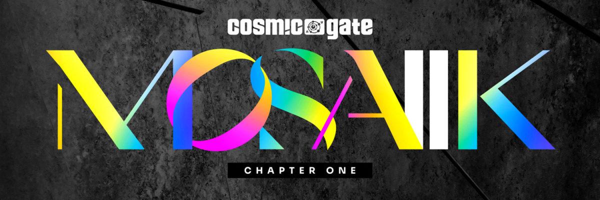 Cosmic Gate – MOSAIIK